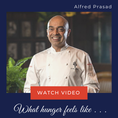 Alfred Prasad - World Hunger Day