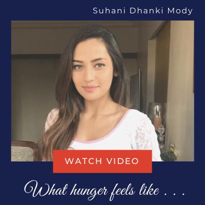 Suhani Mody - Akshaya Patra Foundation